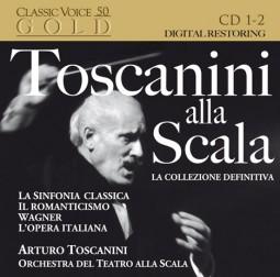 50 - Toscanini alla Scala - La collezione definitiva