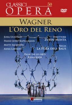 50 - Wagner - L'Oro del Reno