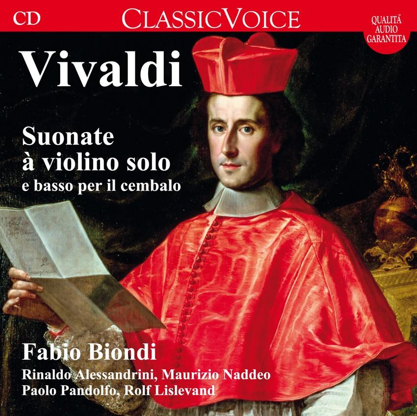 Risultati immagini per classic voice vivaldi sonate à violino solo
