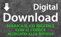 Scarica il CD digitale con il tuo codice